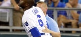 Royals place LoCain on DL, recall Eibner from Omaha
