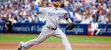 Royals head to Detroit to jump-start season's second half