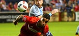 Sporting KC's five-game unbeaten string ends in 1-0 loss to Fire