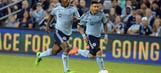 Sporting KC heads to San Jose clinging to playoff spot