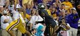 LSU's Fournette-less offense runs past Mizzou for win