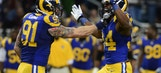 Rams' Quinn states case for Defensive Player of Year
