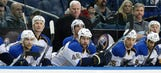 Blues reportedly sticking with Hitchcock barring 'dramatic' turn