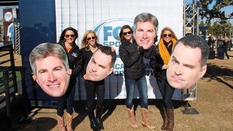 FOX College Saturday Tour
