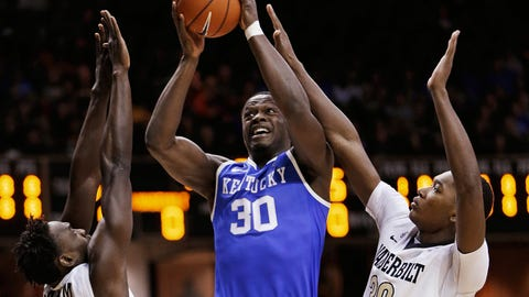 Julius Randle, PF, Kentucky
