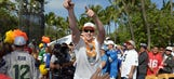 Rams' Hekker is making the most of his Pro Bowl journey