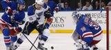 Recap: Blues top Rangers with third-period power-play goal