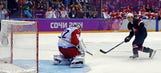 Keeping in touch with the Blues in Sochi