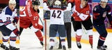 Blues will be a team divided when USA takes on Canada in Sochi