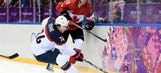 Bouwmeester assist produces gold-medal game with four Blues — two on each side