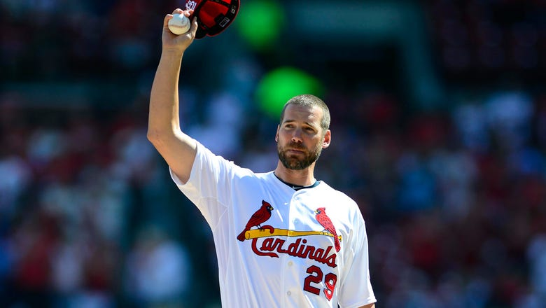 Carp, Izzy and Rolen appear on first Baseball Hall of Fame ballot