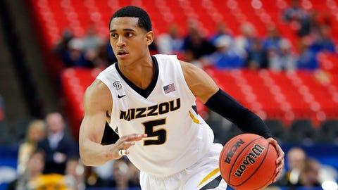 Missouri guard Jordan Clarkson: 6-5, 186