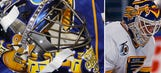 With a new goalie mask, Blues' Miller is really ready to rock now