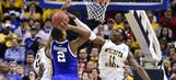 Shockers' perfect season ends in 78-76 heartbreaker