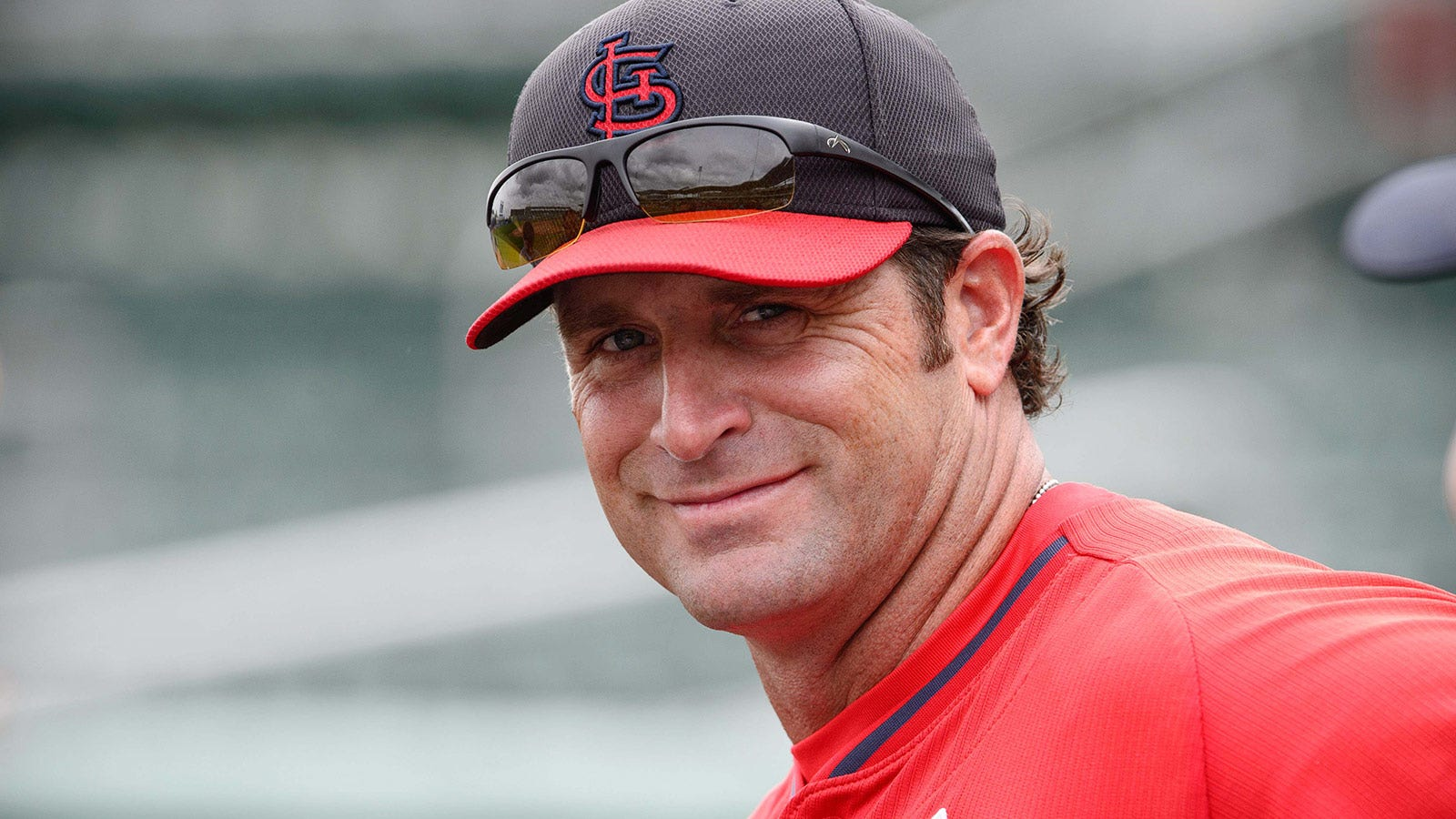 mike matheny letter matheny discusses letter that inspired his new book and 23657 | PI MLB Cardinals Mike Matheny 032614