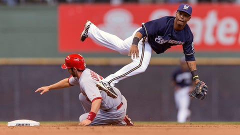 In pictures: Jean Segura