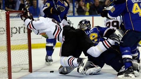 Blackhawks-Blues Game 5