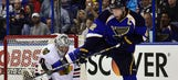 Blackhawks-Blues Game 5 photo gallery