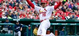 Cardinals crank up the offense in 9-3 thumping of Brewers