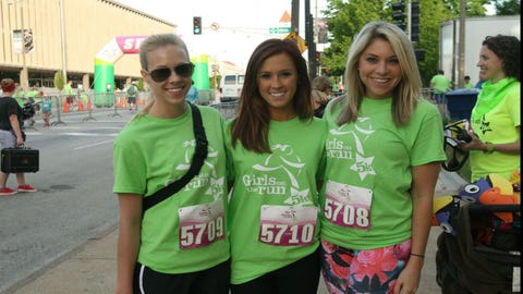 Girls On The Run Spring 5k- Giddy Up and Go!