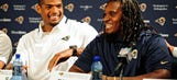 Rams' Rhaney is more than just the guy drafted after Sam