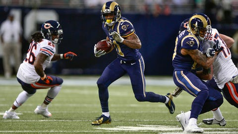 Los Angeles Rams: Tavon Austin, WR