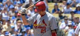 Cardinals' offense battered in shutout as Kershaw K's 13