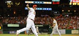 Everybody bounce: Big City bails out Cardinals with first career walk-off home run