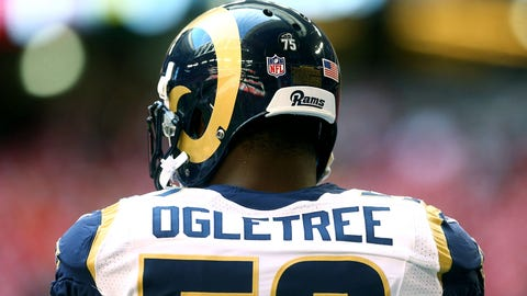 Linebacker: Alec Ogletree, Rams ($1.8 million)
