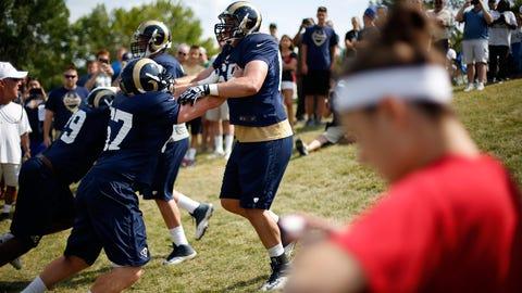 Rams Training Camp