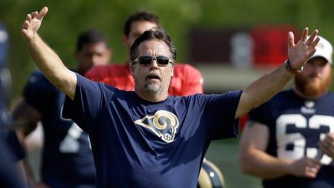Jeff Fisher, Rams
