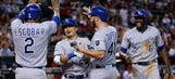 Sweet home, Arizona: Royals return to desert and let the good times fly