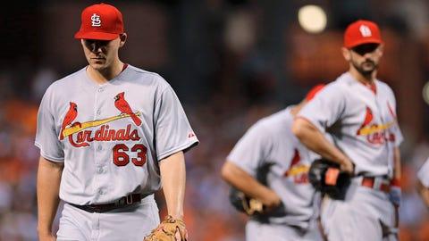 8. St. Louis Cardinals