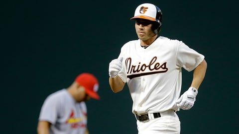 Baltimore Orioles: J.J. Hardy, SS (34)