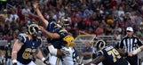 Bradford sharp in preseason debut but Packers beat Rams 21-7