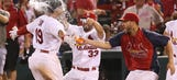 Deja woo-hoo! Cardinals enjoy another walk-off over the Reds