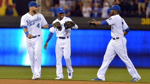 7. Kansas City Royals