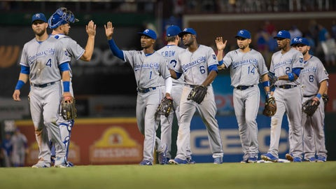 6. Kansas City Royals