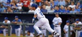 Royals score six runs in eighth to beat Twins 6-1