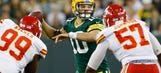 Buried by flags, Chiefs' backups fall 34-14 to Packers