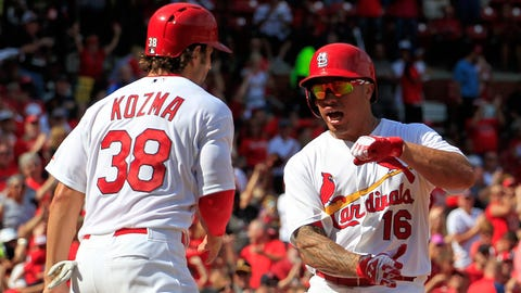 September 1: Cardinals 5, Pirates 4