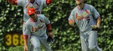 Cardinals will open 2015 season on the road — again