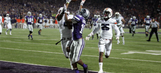 K-State players would be kicking themselves — but they might miss wide right in process