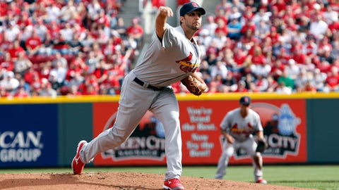 March 31: Cardinals 1, Reds 0