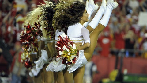 2014 NFL Cheerleaders