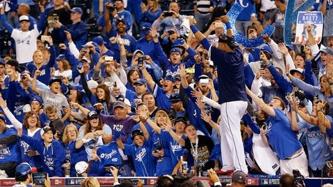 Top 10 Royals playoff moments by Jeffrey Flanagan