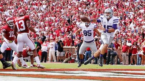 Winner: Jake Waters, QB, Kansas State