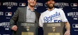 Royals' Holland named AL Reliever of the Year