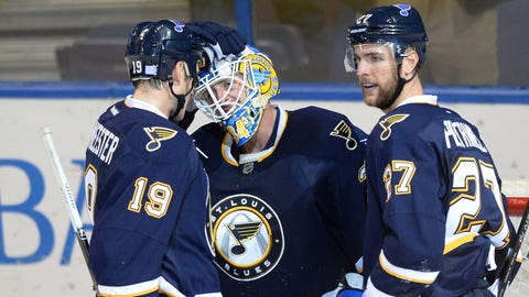 Blues Report Card: Defense