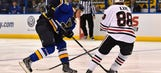 Blues having offensive issues, but Shattenkirk isn't among them